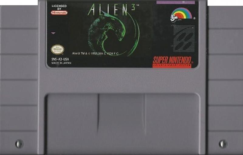 Alien 3 SNES Game