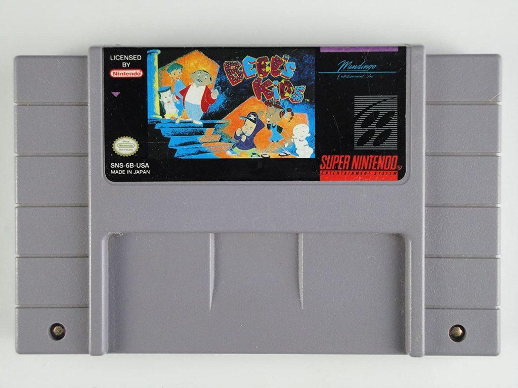 Bebe's Kids Super Nintendo