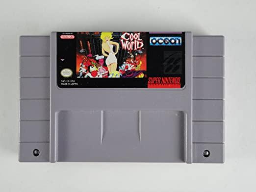 Cool World Super Nintendo