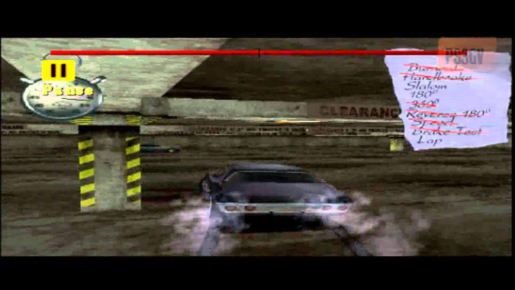 Driver PS1 Tutorial