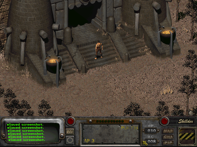 Fallout 2 First Dungeon