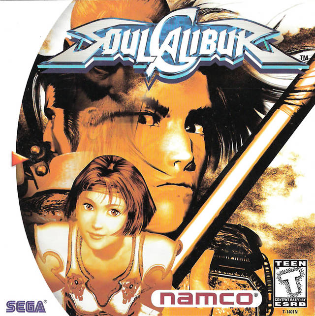 SoulCalibur Dreamcast