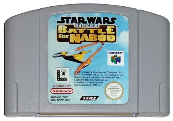 Star Wars Battle for Naboo 64