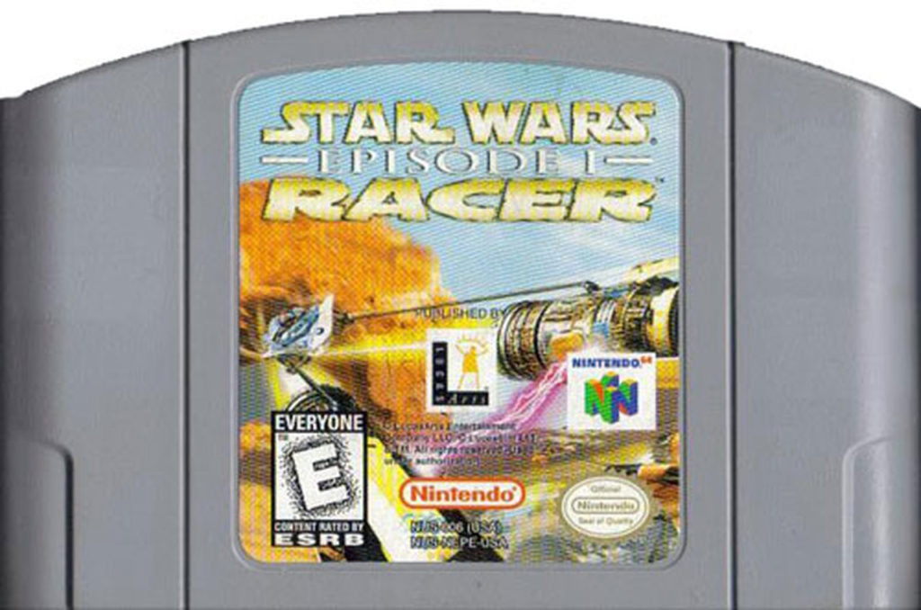 Star Wars Racer N64