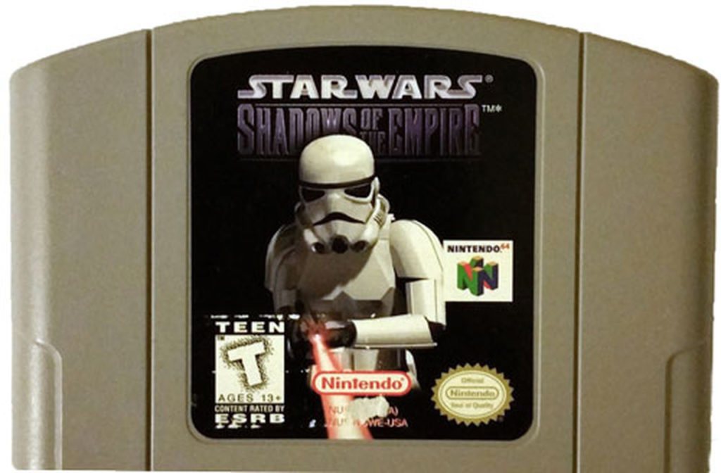 Star Wars Shadows 64